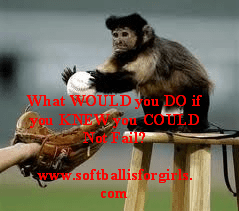 Dear Softball Girls – YOU CAN SWIM