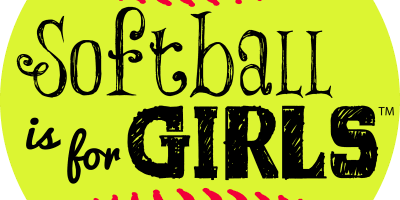 My Daughter is Perfectly Average | Softball is for Girls