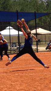 My Daughter is a Pitcher