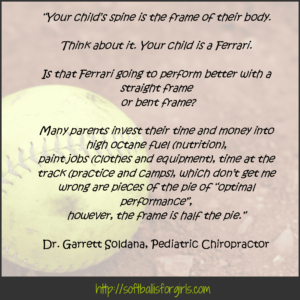 Your Child See's a Chiropractor? |fastpitch health and wellness