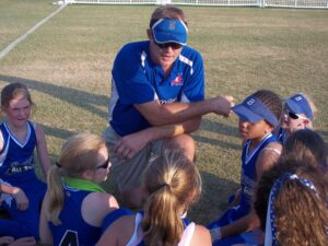 Take the Gravel & The Shell | A message to Coaches