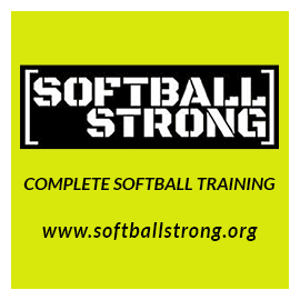 Softball Strong training SIFG ad