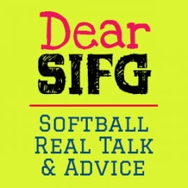 "Friday's ""SOFTBALL"" FAVORITE THINGS – Part 1