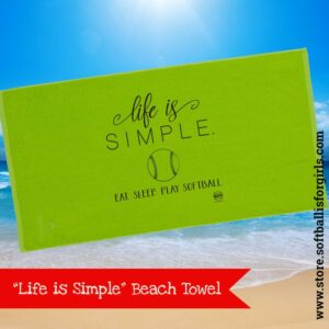 life-is-simple_BeachTOWEL_displau