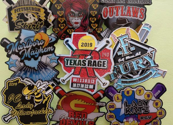 All Star Trading Pins